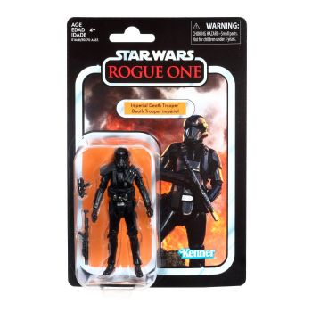 Star Wars The Vintage Collection 2018 Rogue One - Imperial Death Trooper Figure